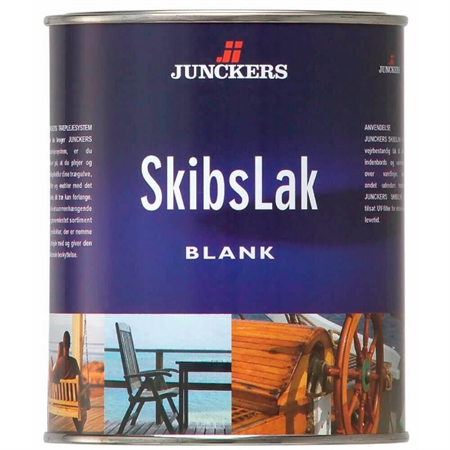 Image of   Junckers Skibslak Blank