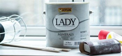 Image of   LADY Minerals Kalkmaling - Tidens store trend