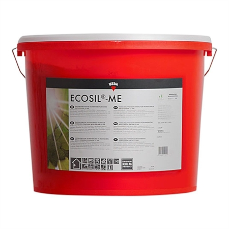Keim Ecosil-ME Silikatmaling 5 Liter - Farve 9058 thumbnail