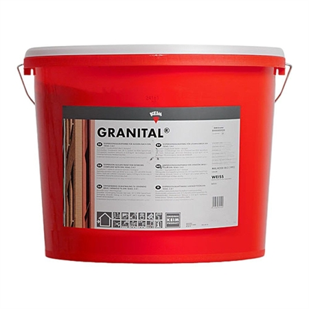 Keim Granital Silikatmaling 25 kg - Farve S 183 thumbnail