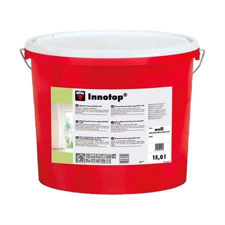 Keim Innotop Silikatmaling 12,5 Liter - Farve 9265 thumbnail