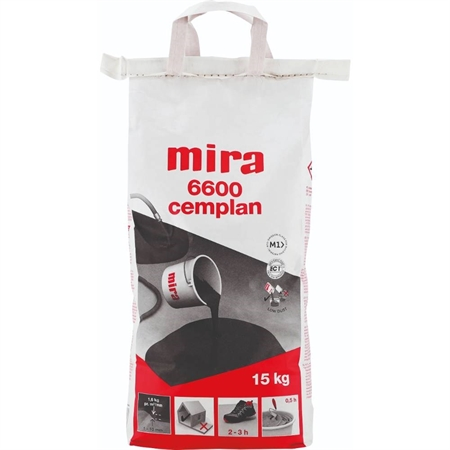 Image of   Mira 6600 Cemplan Gulvspartelmasse