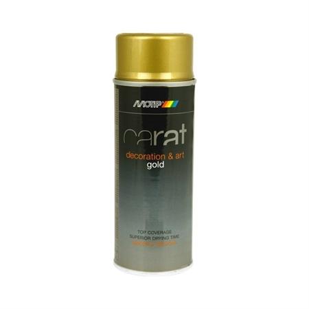 Image of   Motip Carat Spraymaling Guld 400 ml