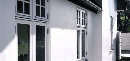 Image of   Sådan maler du din facade