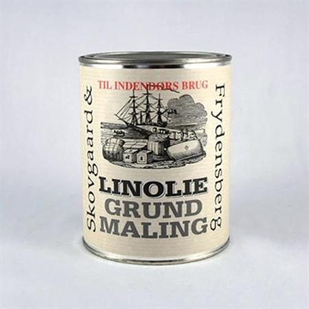 Image of   Linolie Grundmaling Indendørs