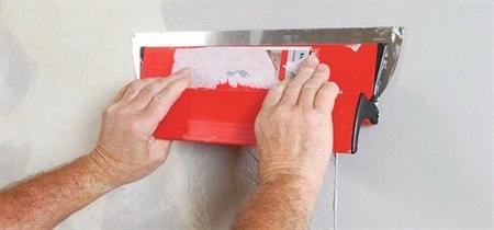Vådrumsspartel: Få gode råd til at spartle vægge i badeværelset thumbnail