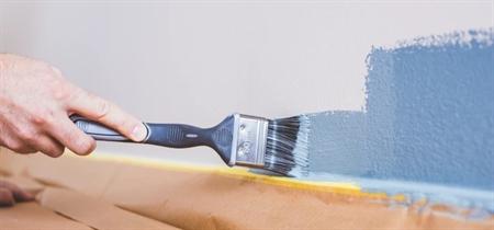 Image of   Vælg den rigtige pensel
