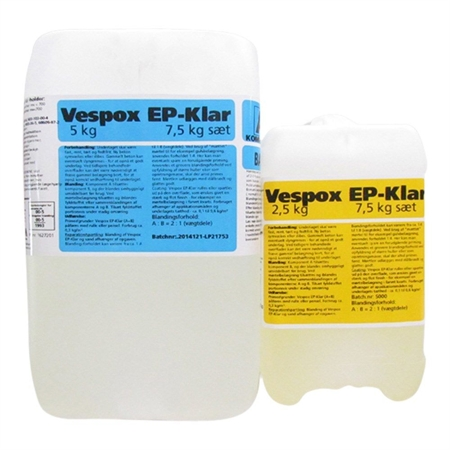 Image of   Vespox EP-Klar Epoxy